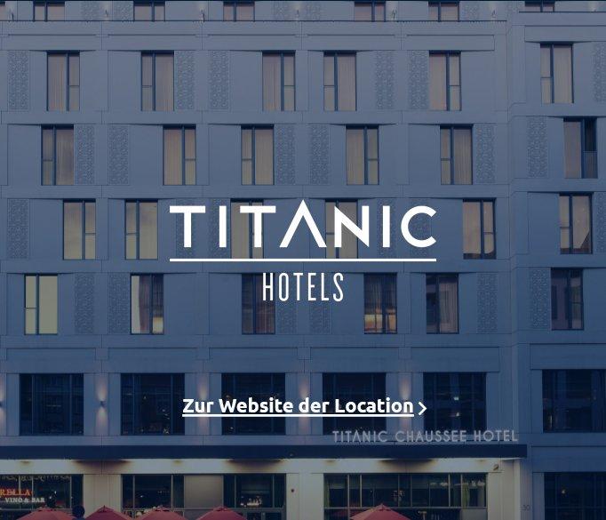 Event Location Berlin Titanic Hotels