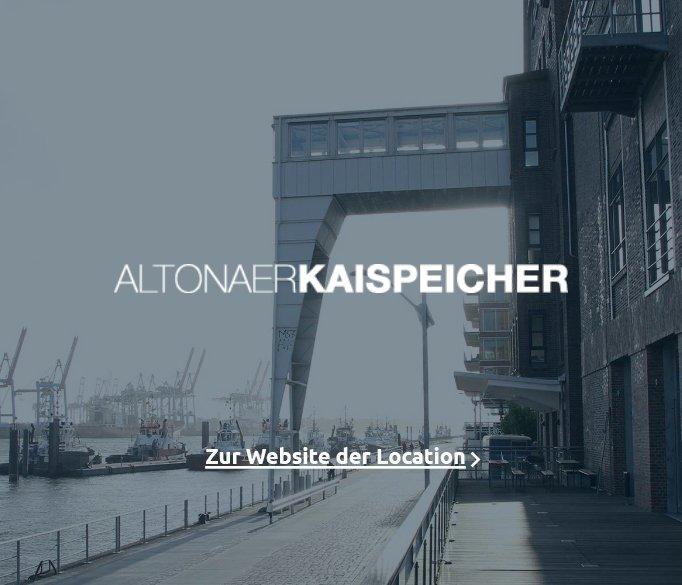 Event Location Hamburg Altonaer Kaispeicher
